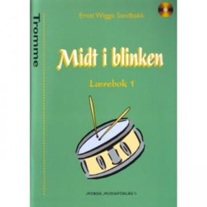 Midt i Blinken.1 Tromme,m/cd