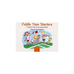 Fiddle Time Starters  u/cd .Fiolin