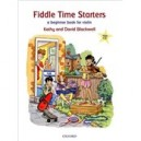 Fiddle Time Starters  m/cd .Fiolin