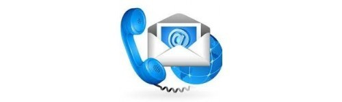 Ring eller send Mail